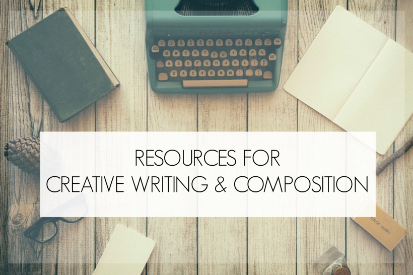 resources-for-creative-writing-composition