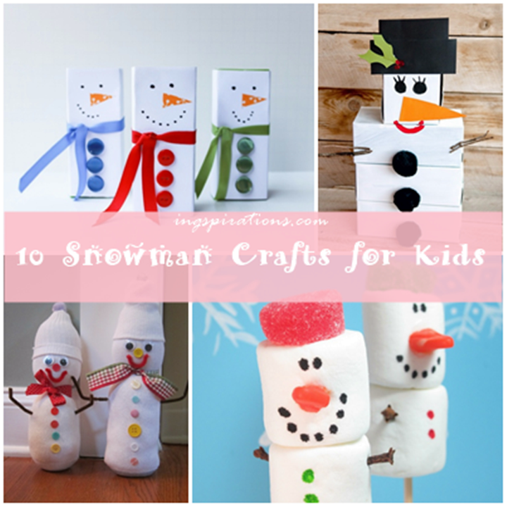10-snowmen-crafts-for-kids