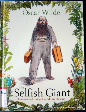 the selfish giant activities