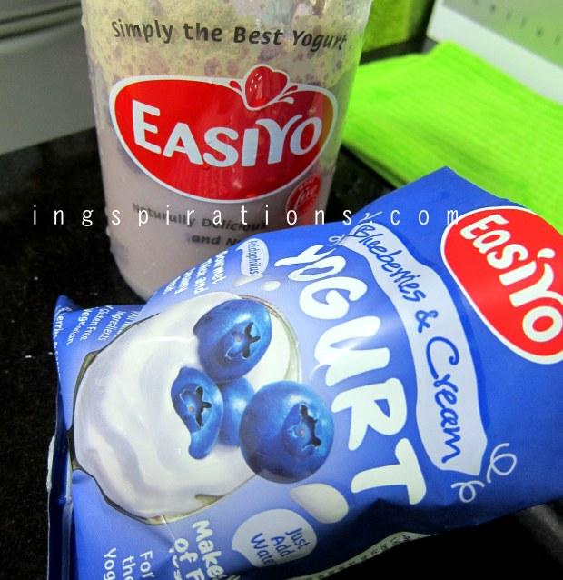 Easiyo yogurt maker