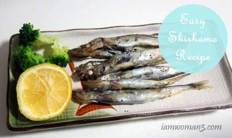 easy shishamo fish recipe