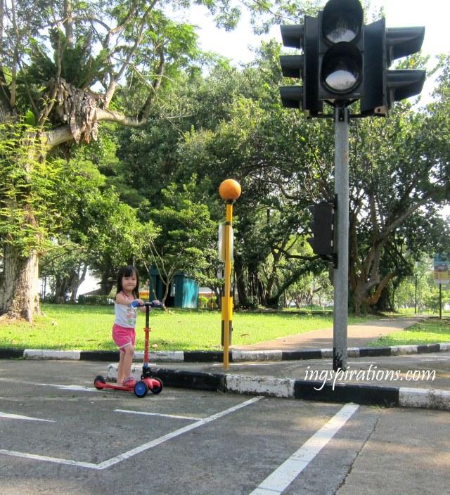 road safety park kids