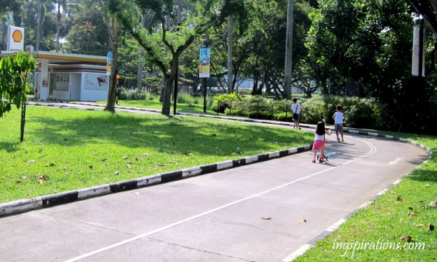 fun for free road safety park