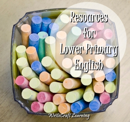 Resources for Lower Primary English SIngapore