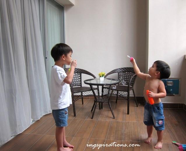 Mom blogger Singapore