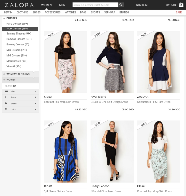 Dresses for Working Women