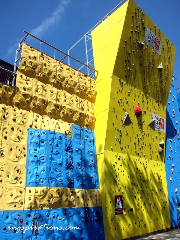 the-cliff-snowcity-rock-climbing