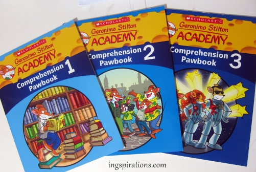 geronimo-stilton-comprehension-review